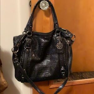 Beautiful Coach tote. No flaws or scratches.